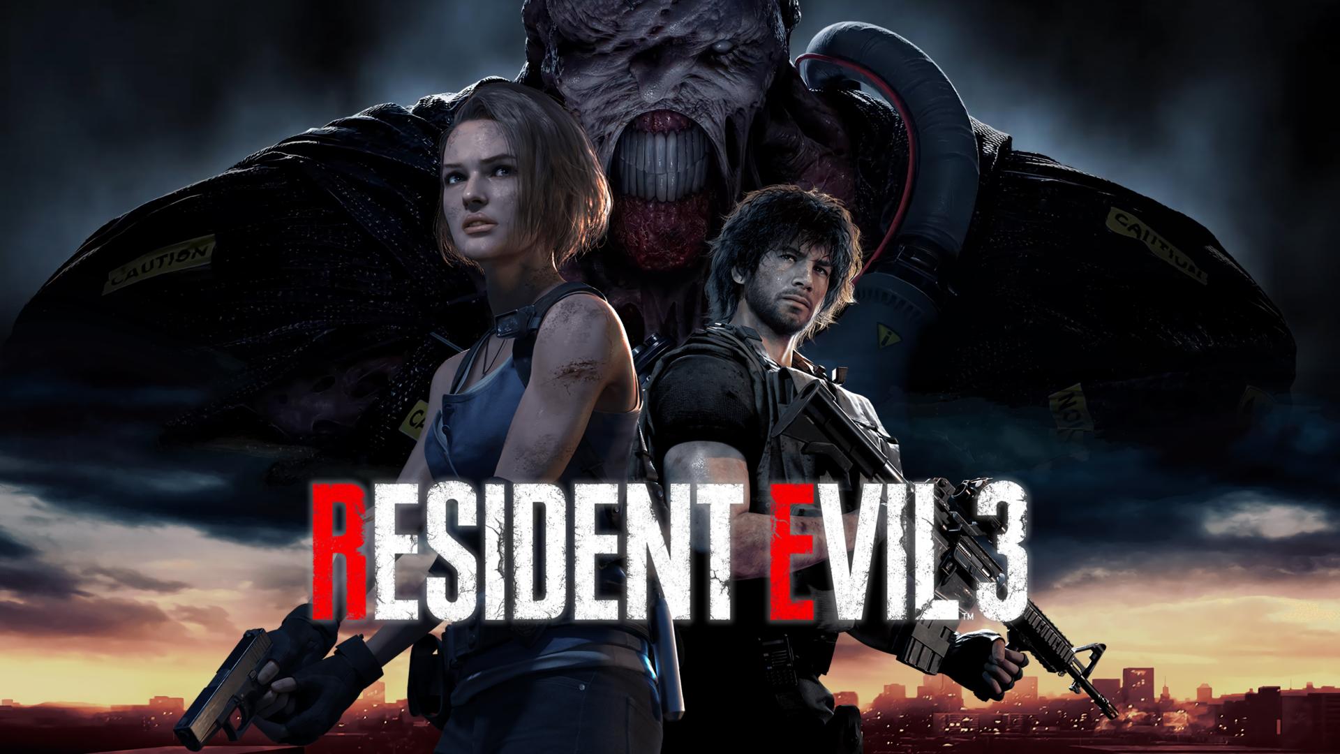 resident evil 3 remake, review