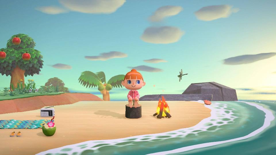 animal crossing, new horizons, rotate, how to, furniture, items, animal crossing new horizons