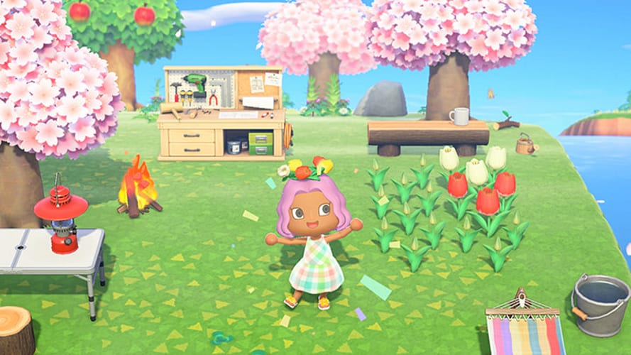 Animal Crossing New Horizons Hybrid Flowers Explained How To