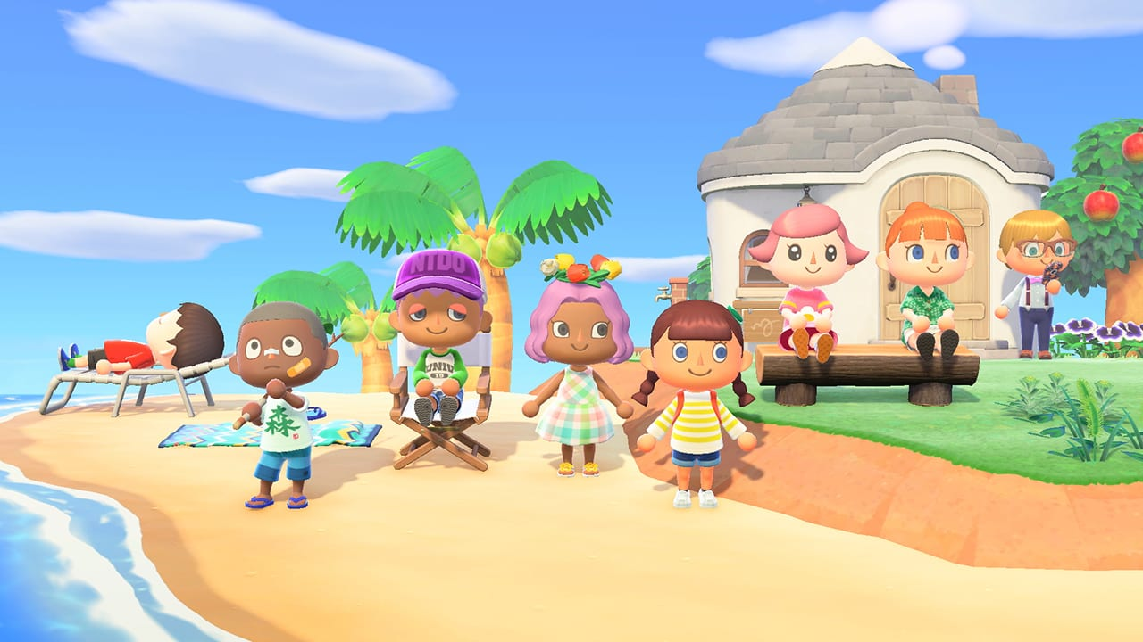 Animal Crossing New Horizons, fast travel