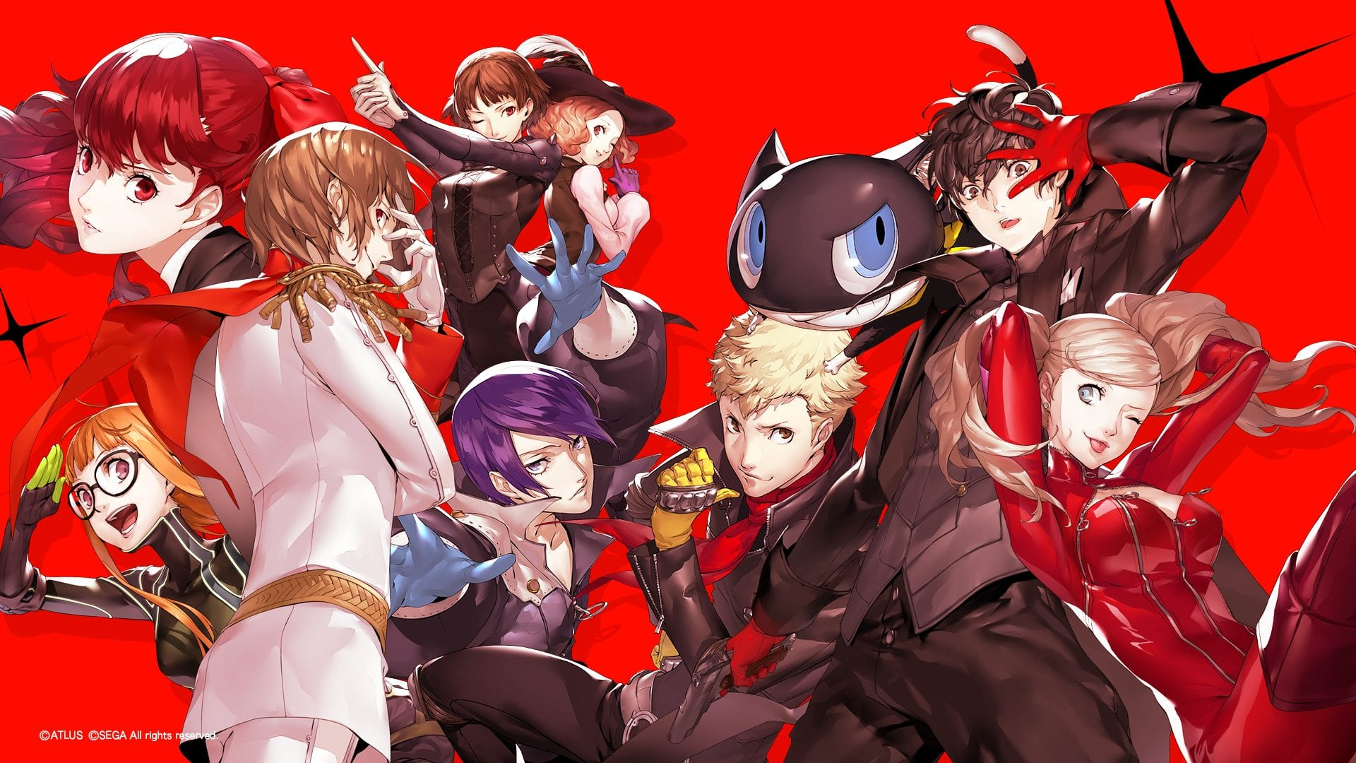 persona 5 royal, stamps