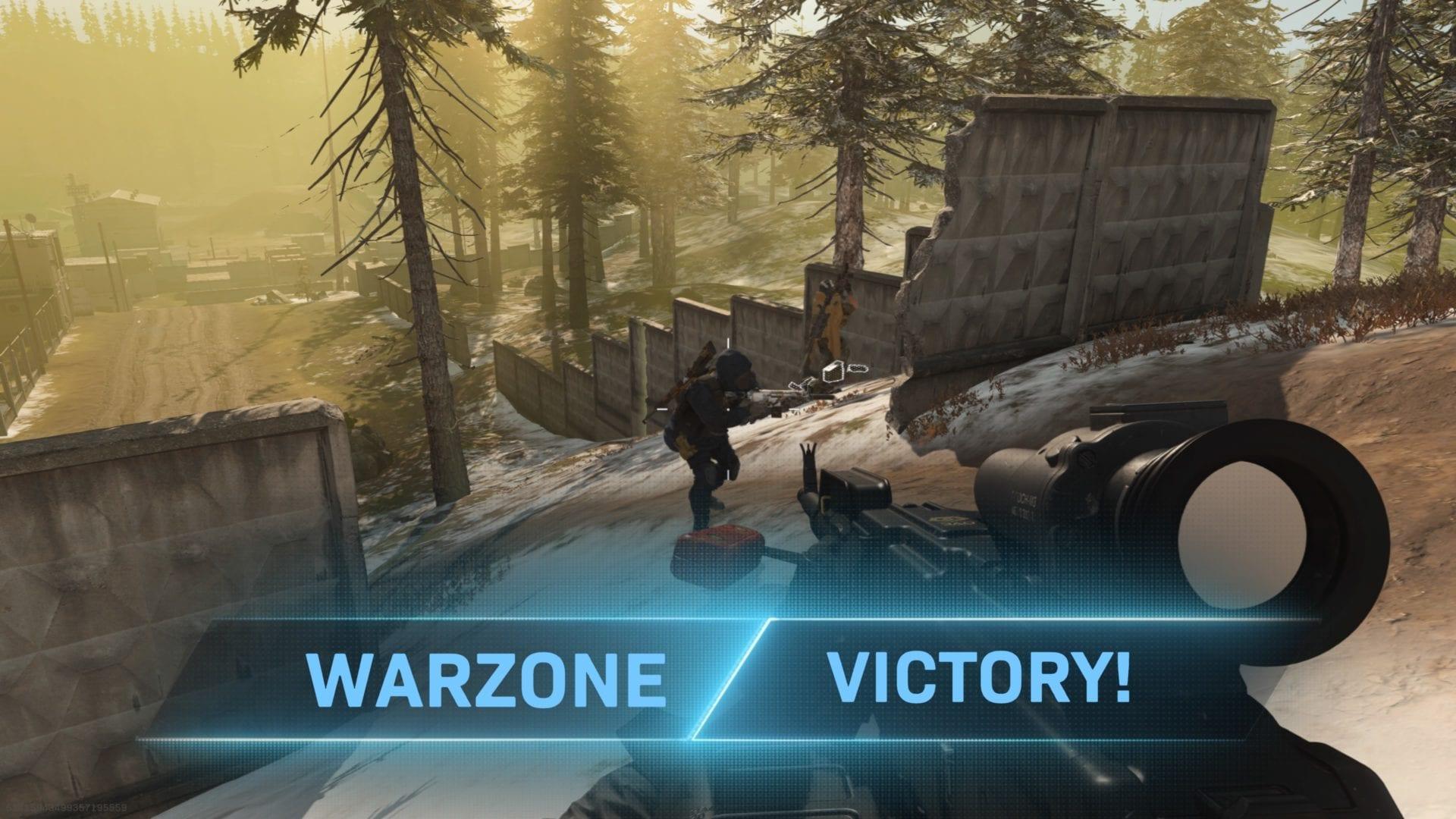 warzone, gulag