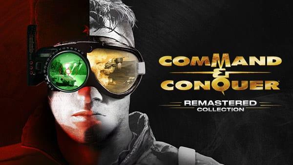 command & conquer, C&C, remastered