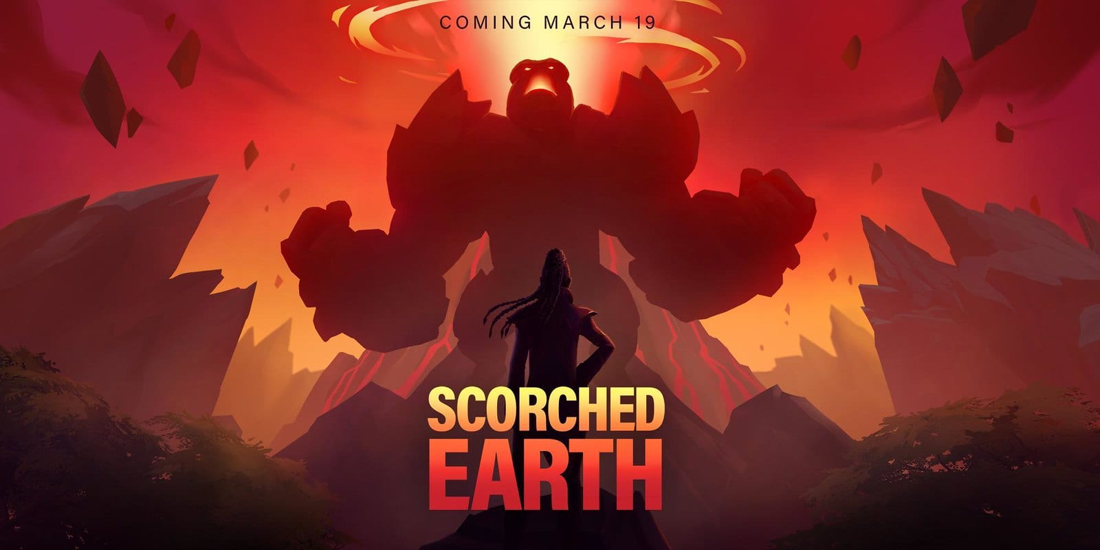 Dauntless Scorched Earth
