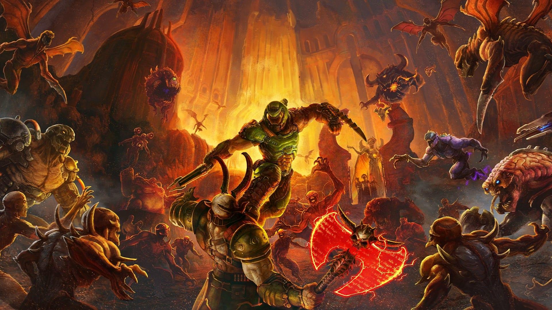 Doom eternal preload and unlock times