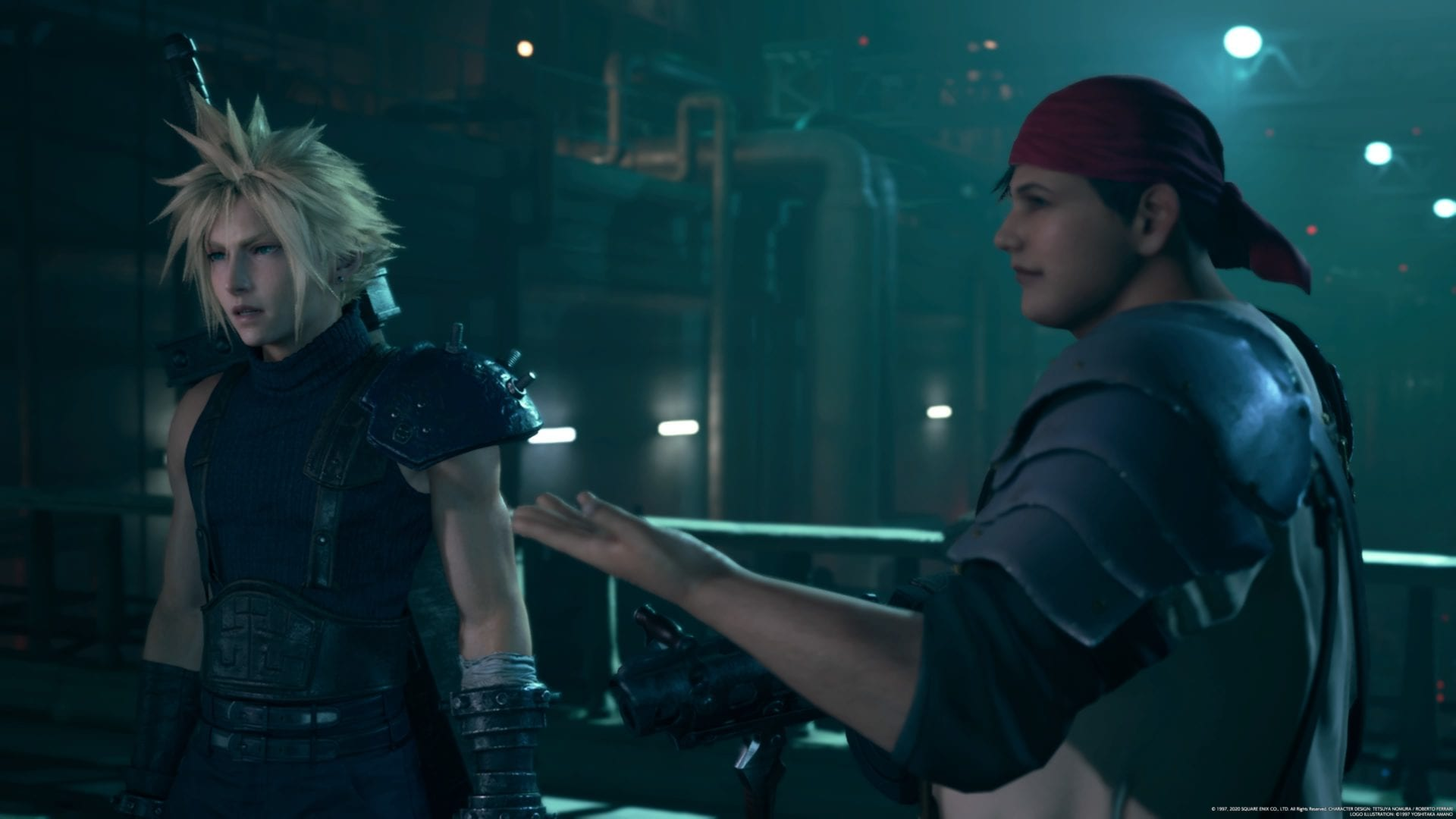 Jessie Biggs And Wedge Are The Real Heart Of Final Fantasy Vii Remake
