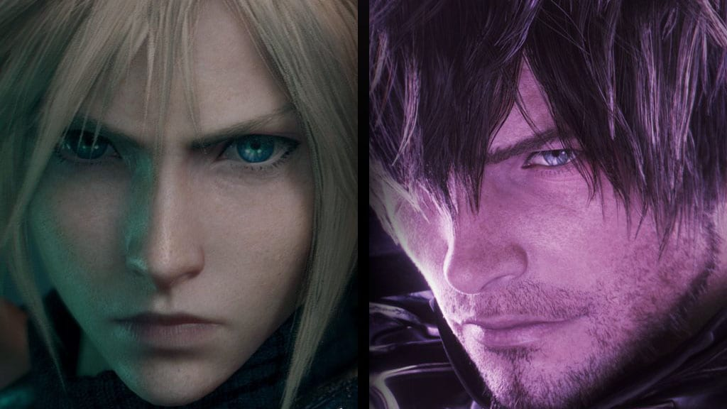 Final Fantasy VII XIV