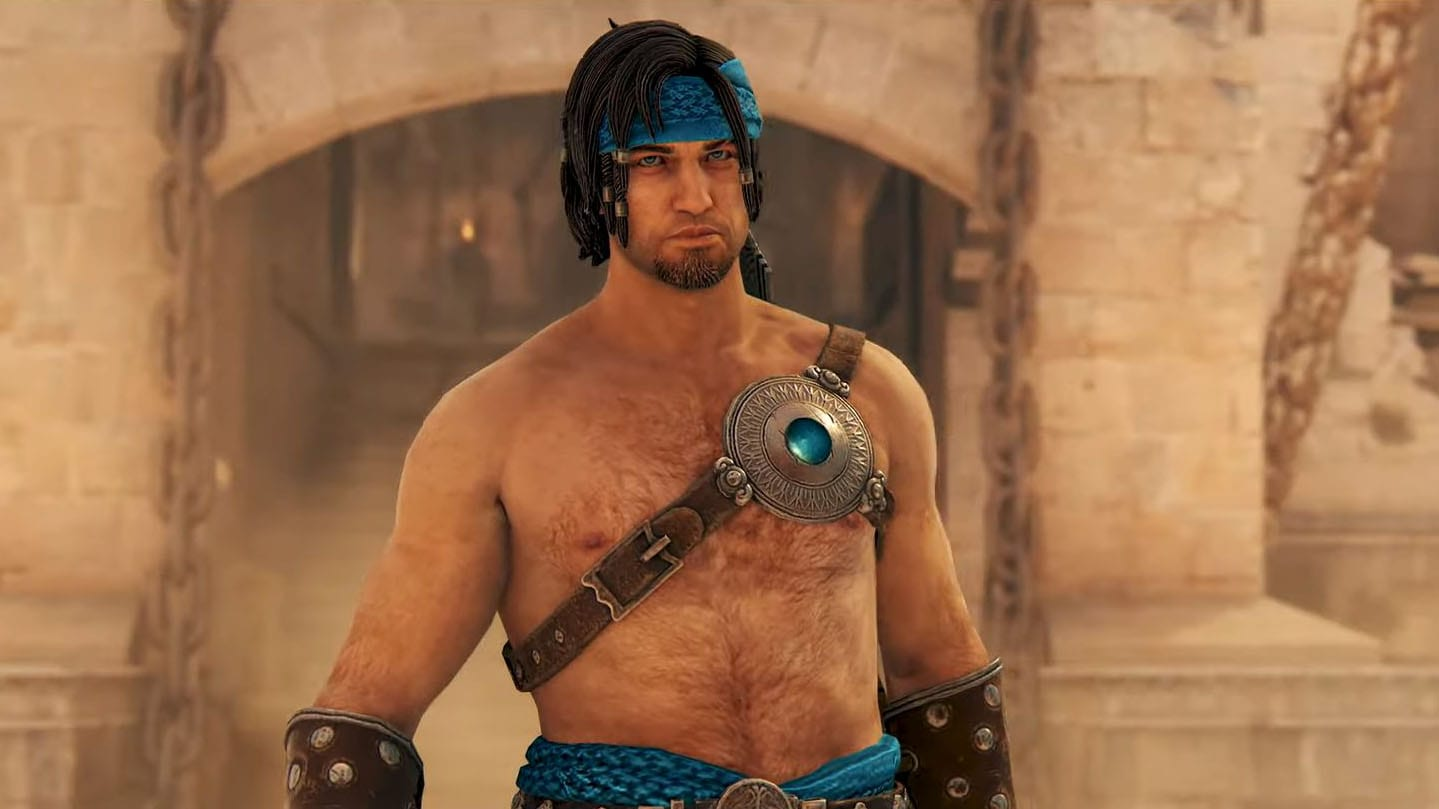 For Honor Prince of Persia