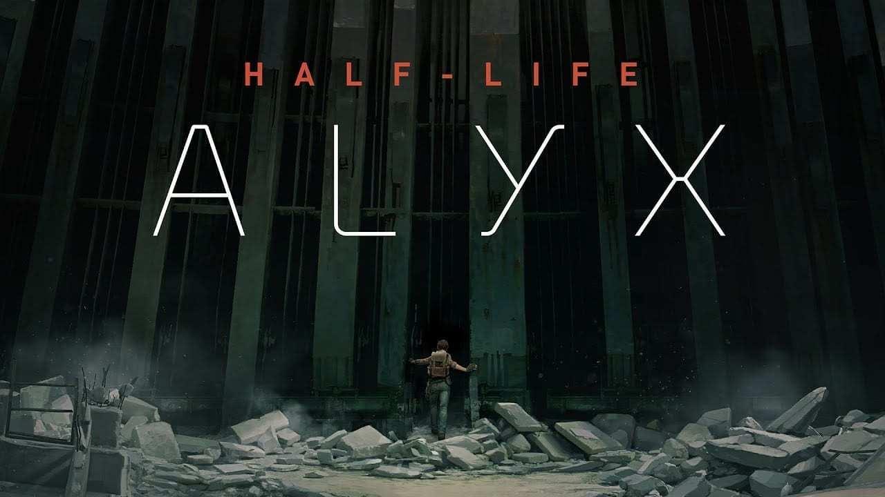 half-life, alyx
