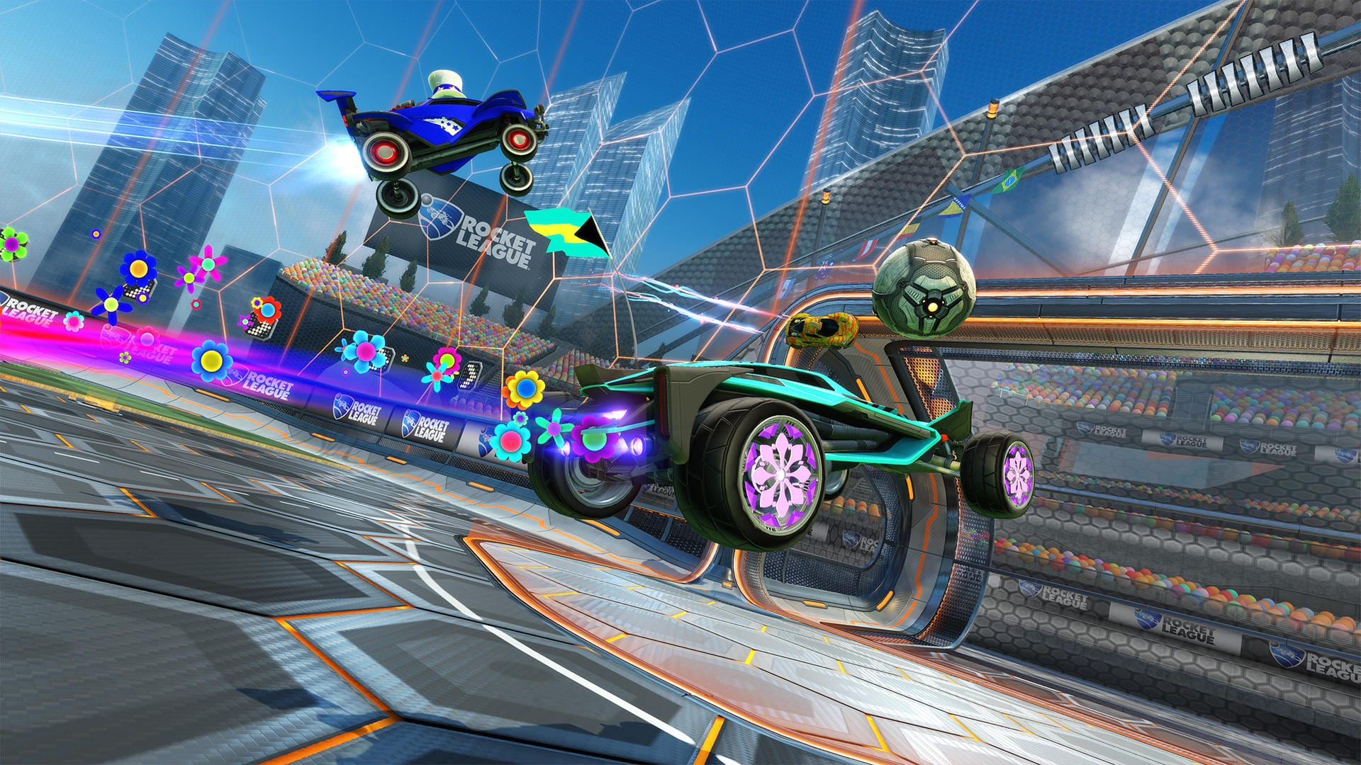 Rocket League, march update