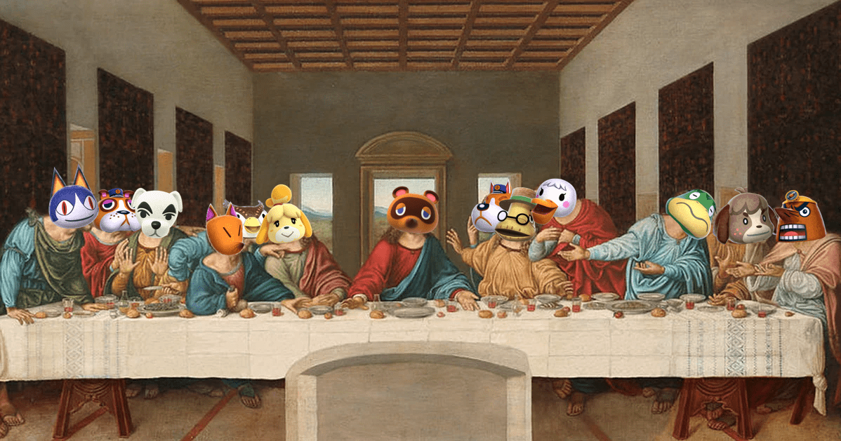 Tom Nook Animal Crossing