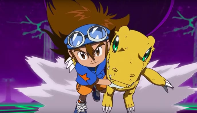 Digimon Adventure Reboot