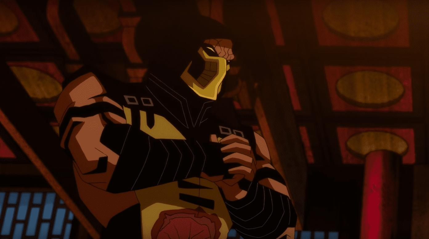 Scorpion, Mortal Kombat Legends: Scorpion's Revenge
