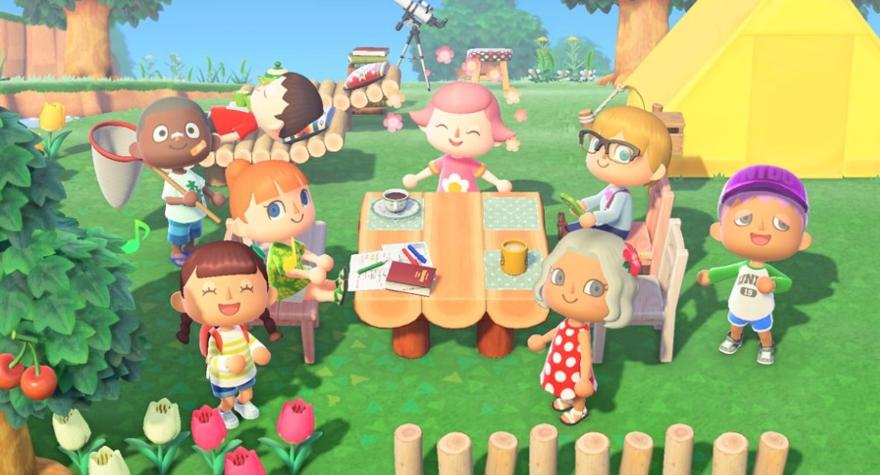 animal crossing new horizons, petition, release early