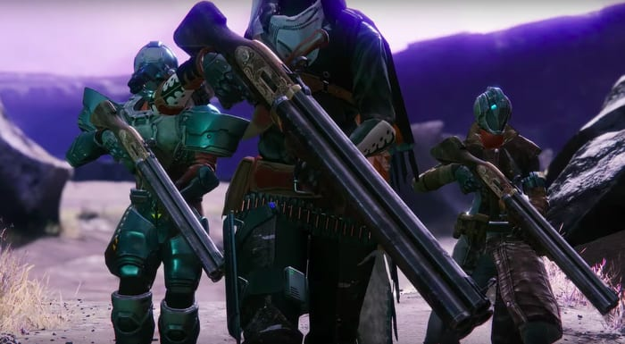 Destiny 2 The Fourth Horsemen Teaser Trailer