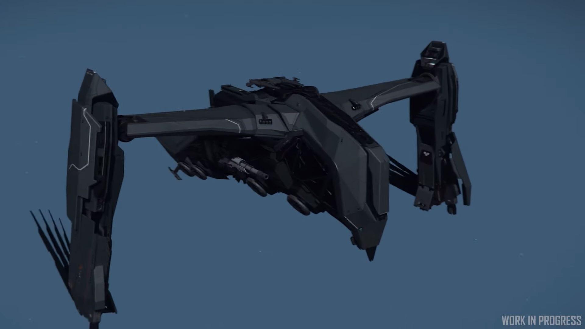 Star Citizen Esperia Prowler