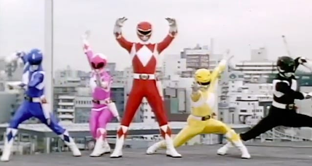 super sentai, power rangers, tokusatsu, tokushoutsu, shout factory