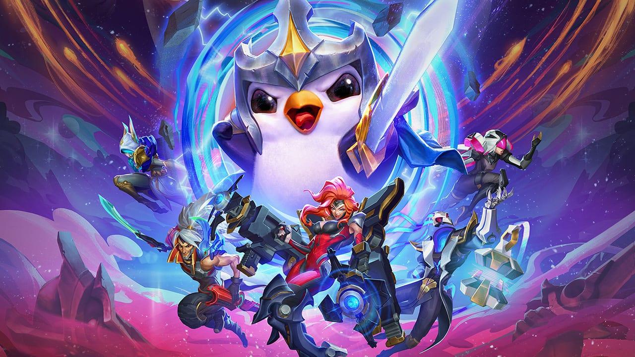 Teamfight Tactics Mobile League of Legends