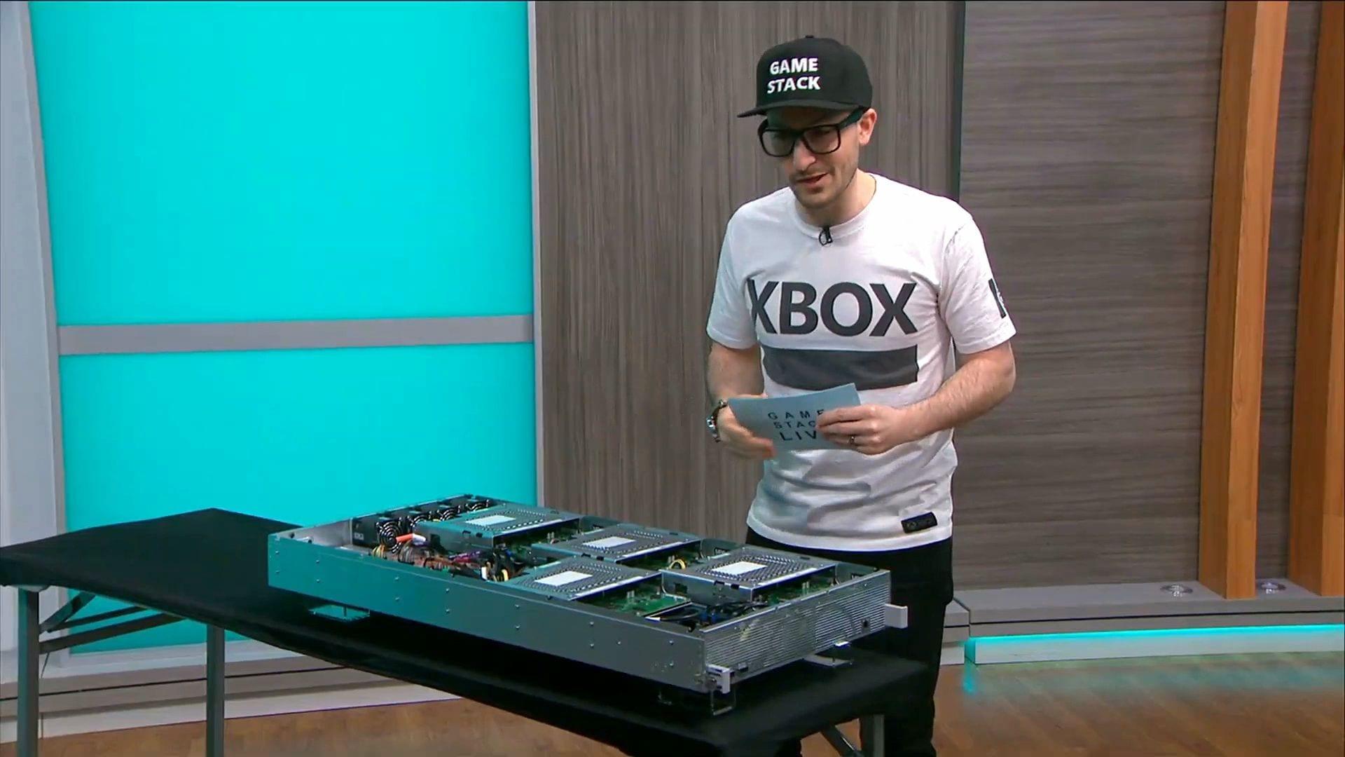 """Microsoft asegura que Xbox Series X y xCloud """"son mejores juntas"""" 4"""
