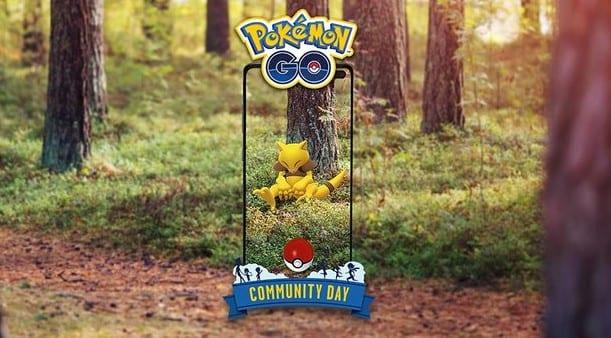 abra community day, pokemon go community day, march community day
