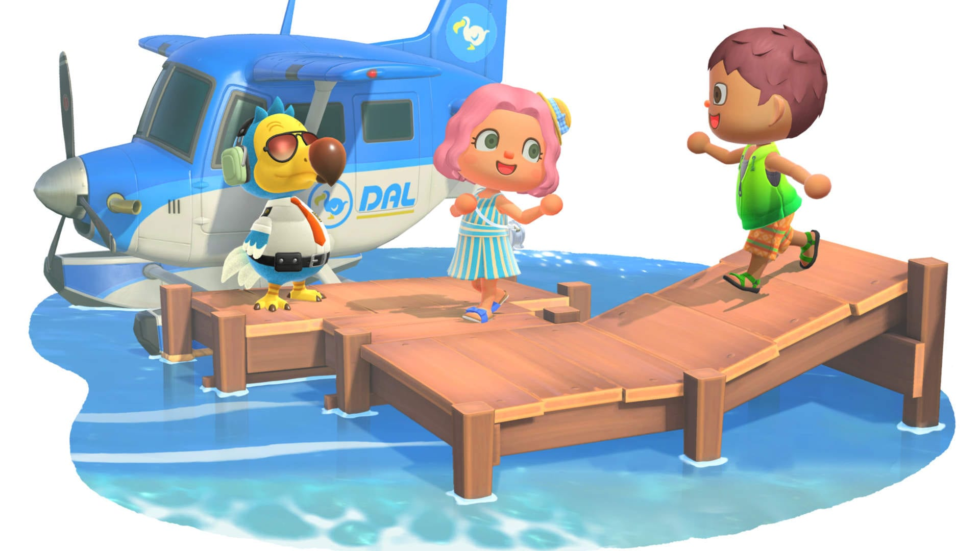 Animal Crossing New Horizons Can You Swim Answered