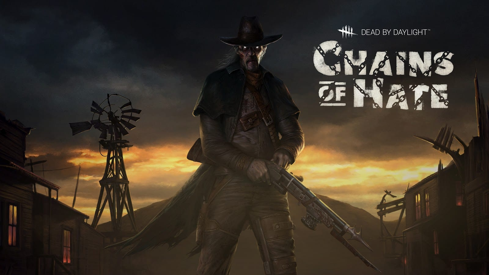 dead by daylight, chains of hate