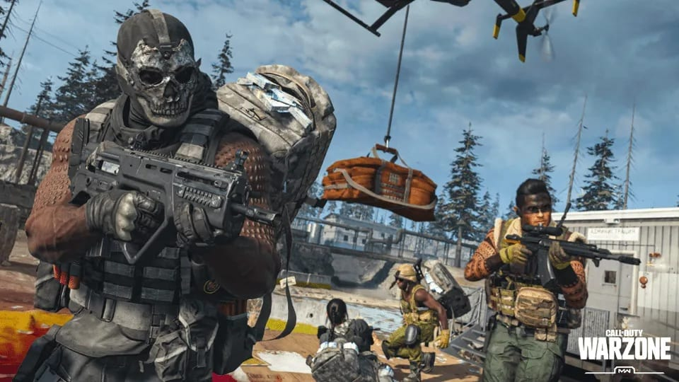 contracts, call of duty warzone