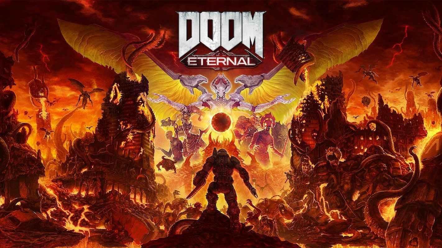 doom eternal, voice cast, voice actors
