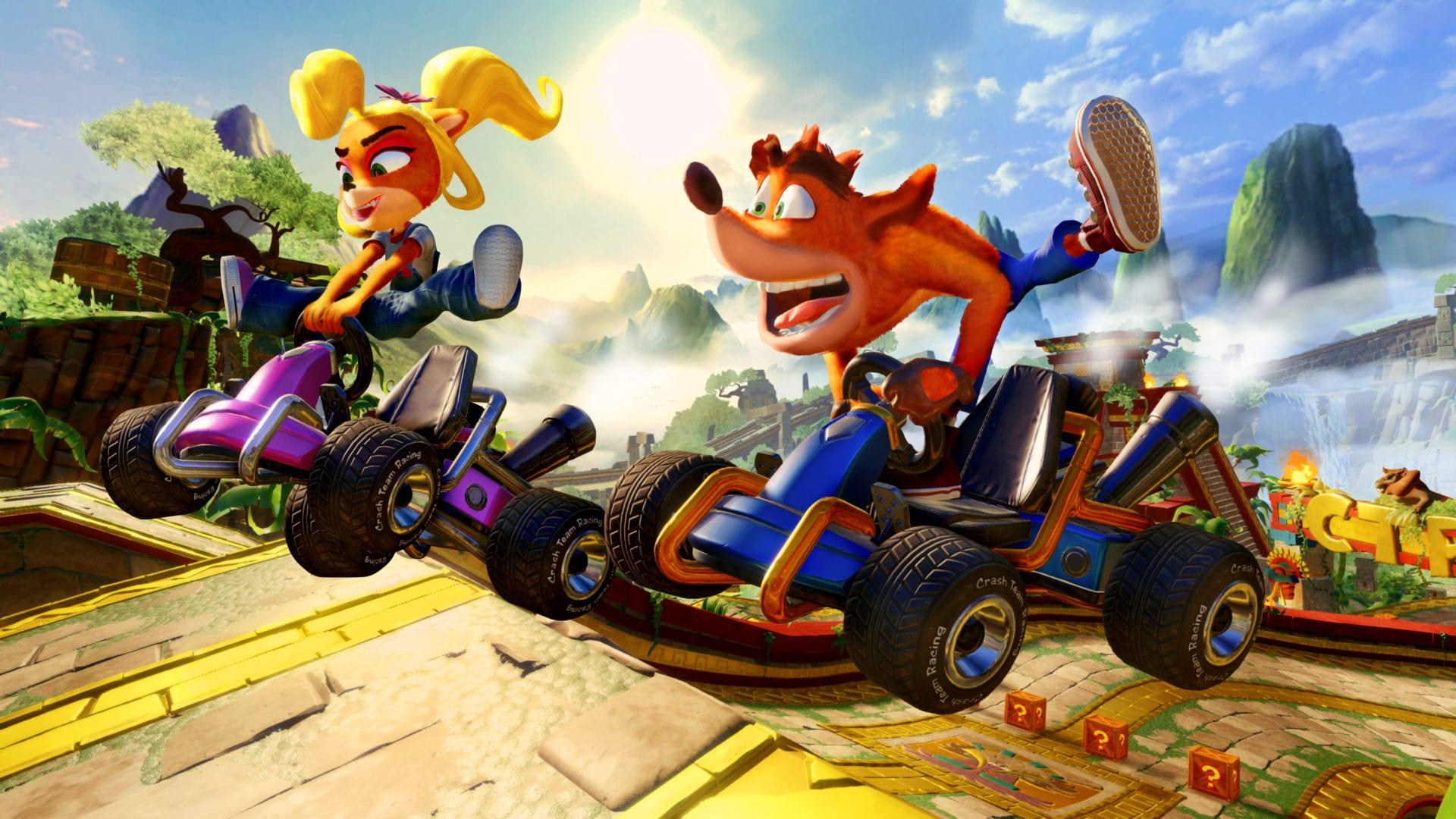 Crash Team Racing Nitro-Fueled Content Highlight Trailer