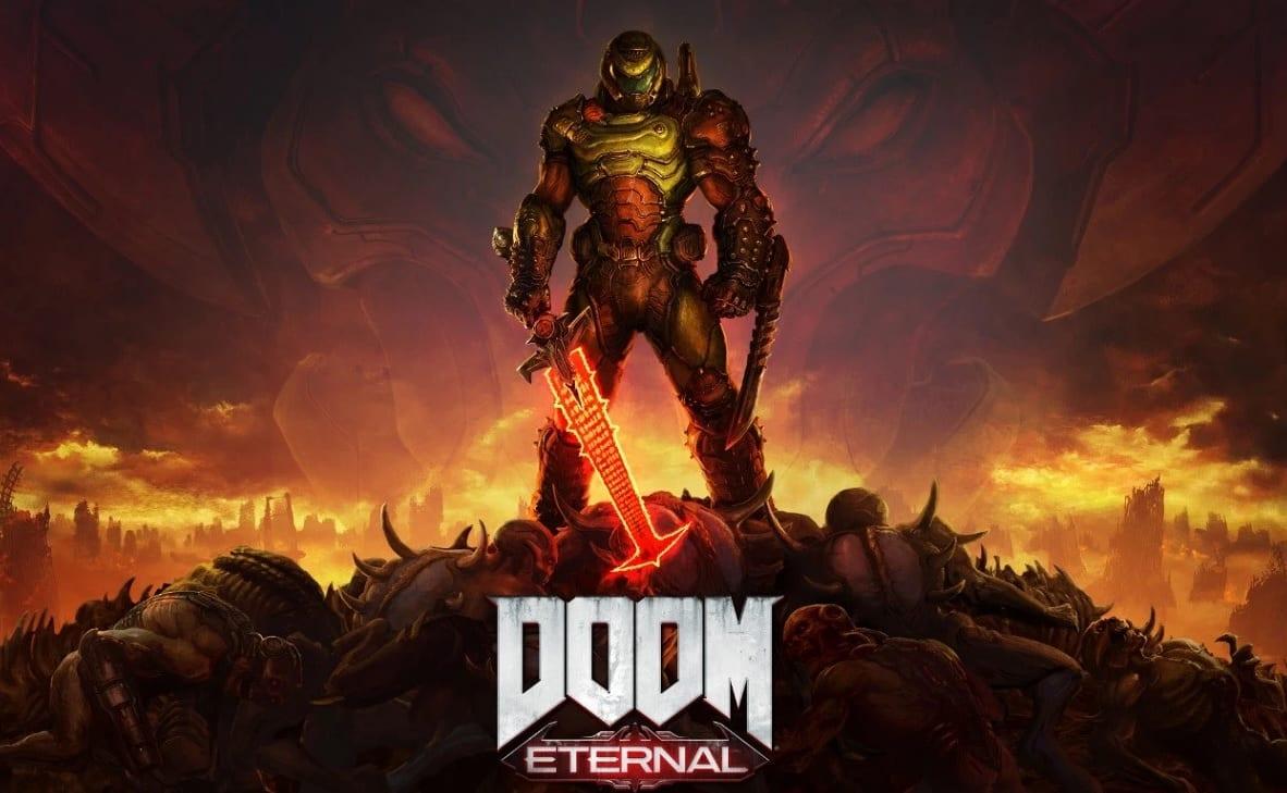 doom eternal, Sentinel Batteries