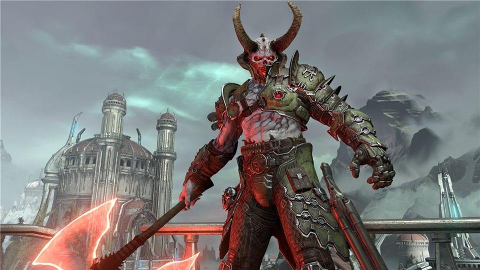 doom eternal controls guide