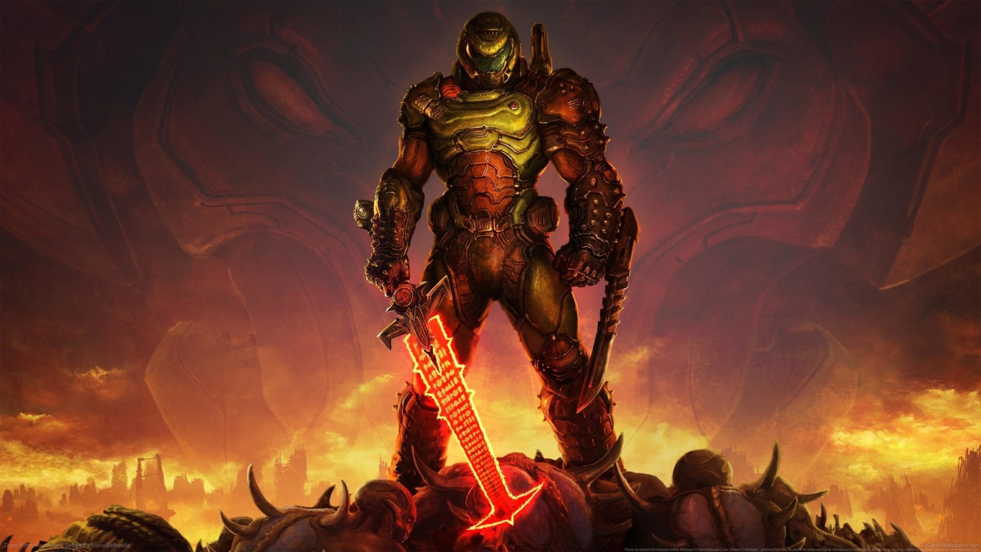 new ps4 games, new releases, march 2020, doom eternal