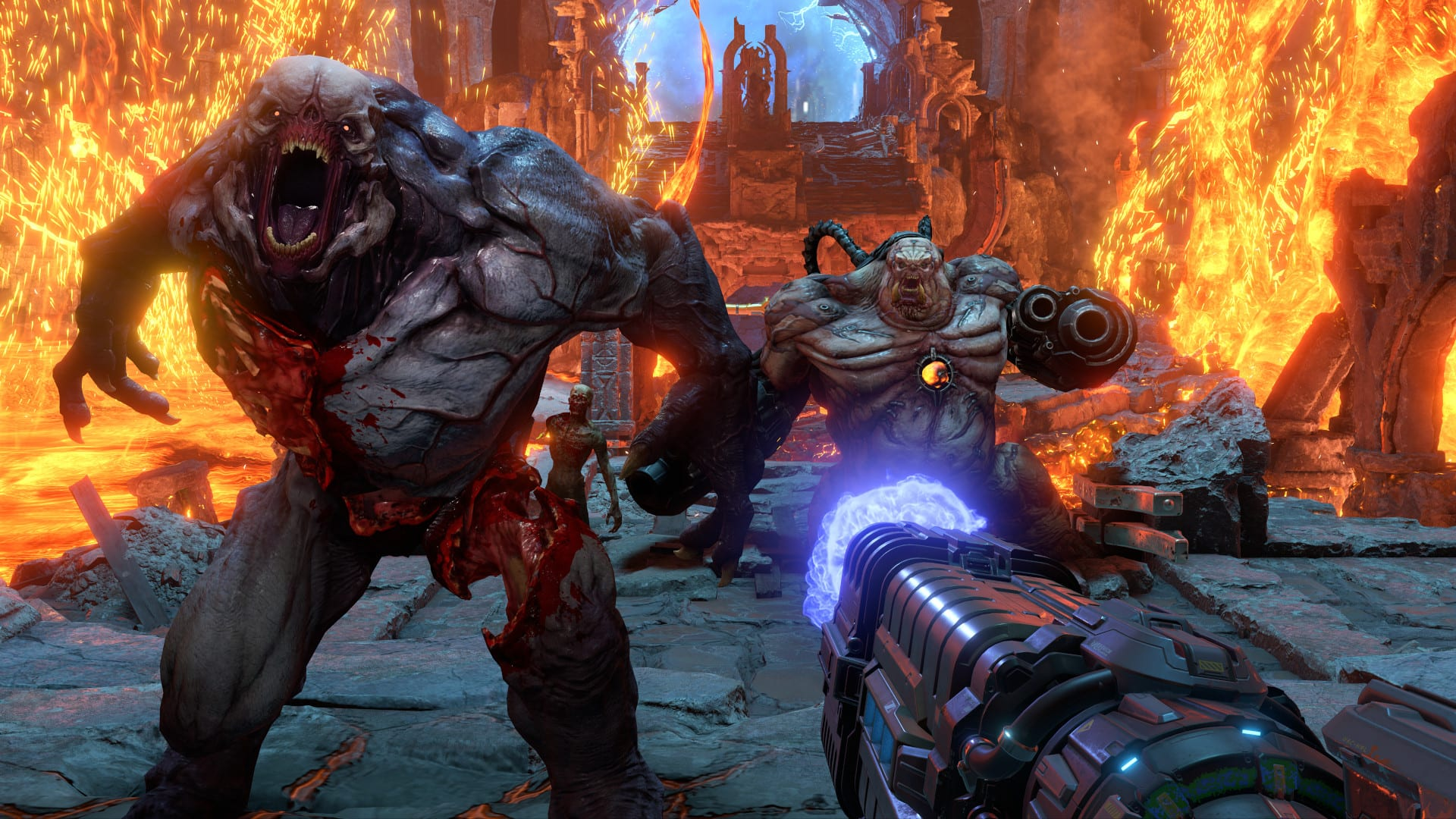 Doom Eternal, Is Doom Eternal PS4 Pro and Xbox One X Enhanced? Answered