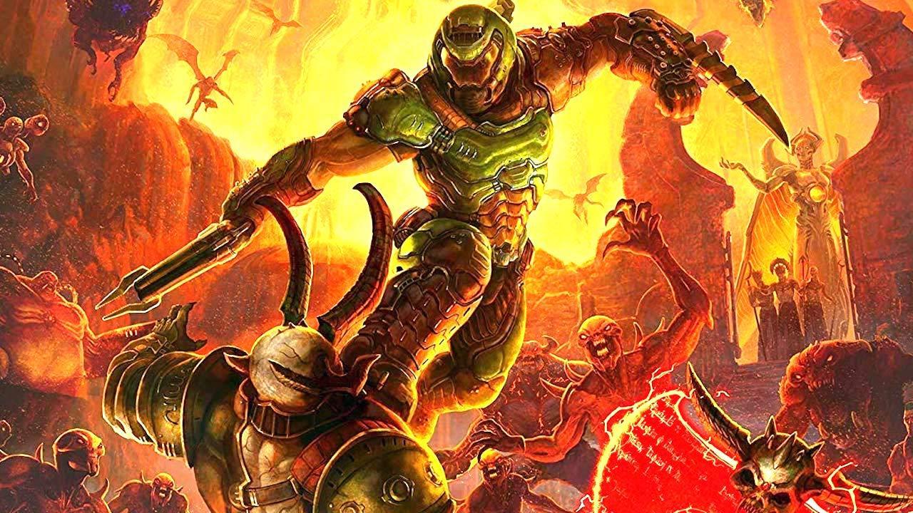Doom Eternal, How to Play Extra Life Mode
