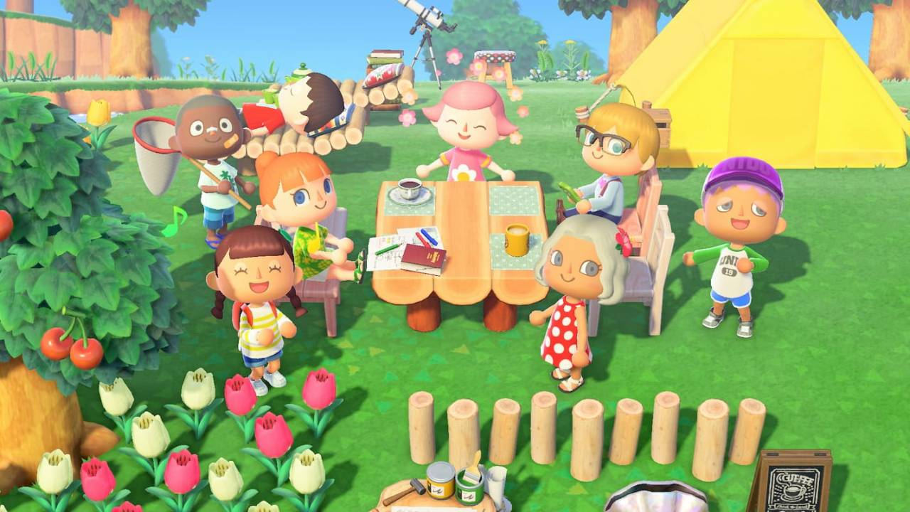 how to play online and local co-op in animal crossing new horizons