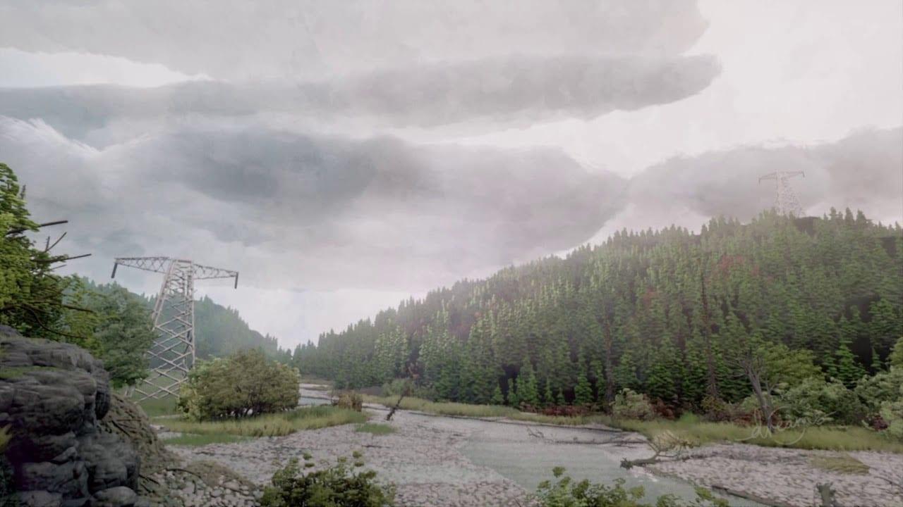 dreams ps4, forest dreams, ultra-realistic
