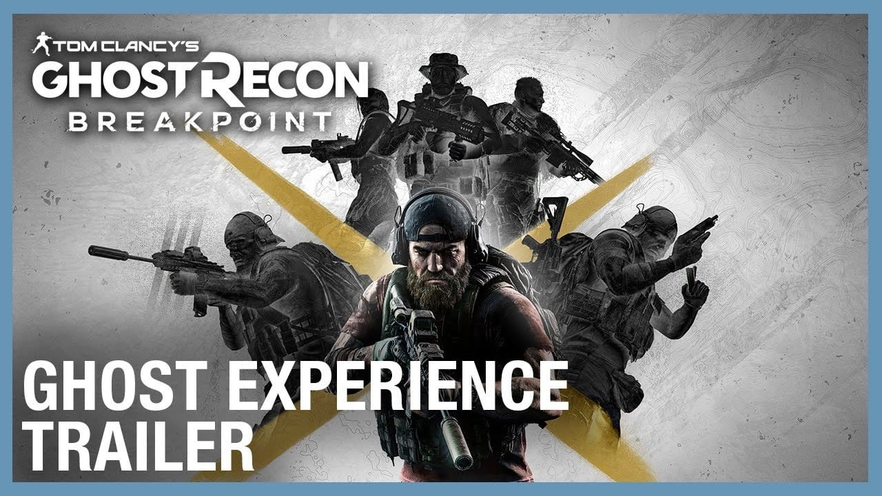 ghost experience, breakpoint
