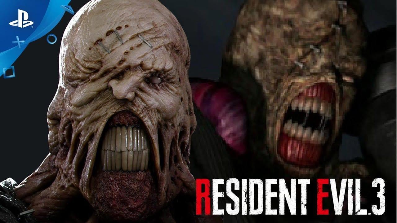 resident evil 3, RE3, remake
