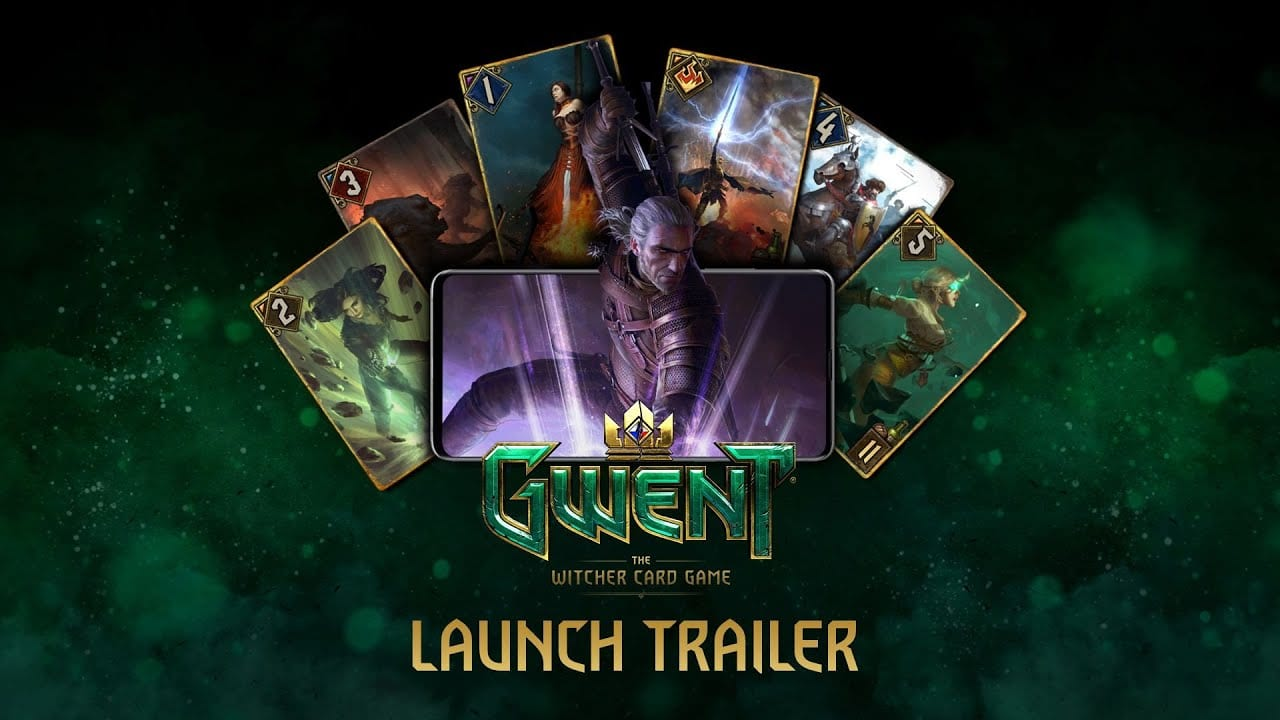gwent, CDPR, android