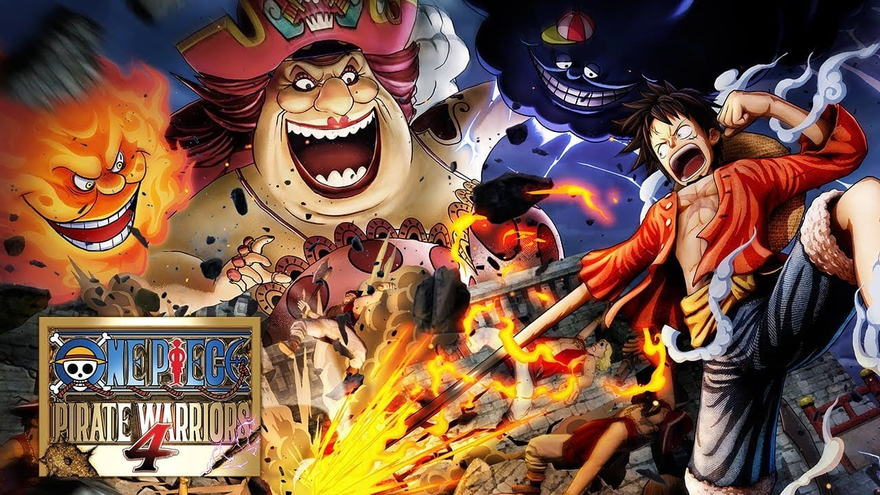 One Piece Pirate Warriors 4, How to Use Gear Fourth
