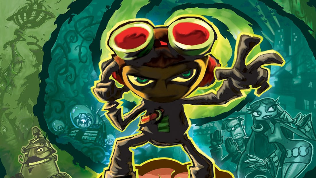 Psychonauts Limited Run Edition on PS4