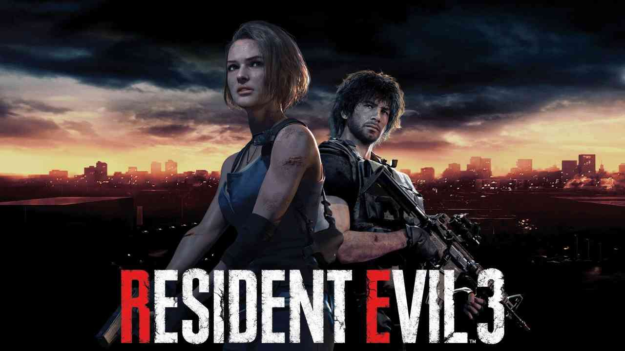 resident evil 3 remake, fire hose, put out fire
