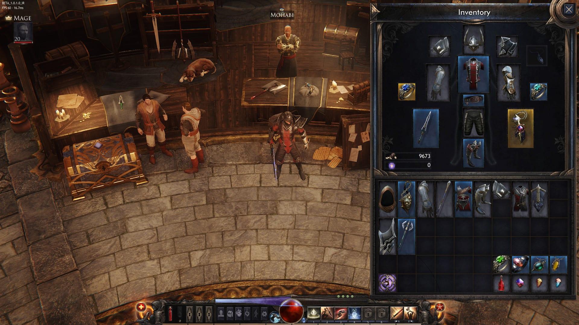 wolcen lords of mayhem, duplicates skills