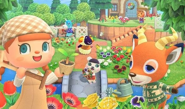 animal crossing, new horizons, may day ticket
