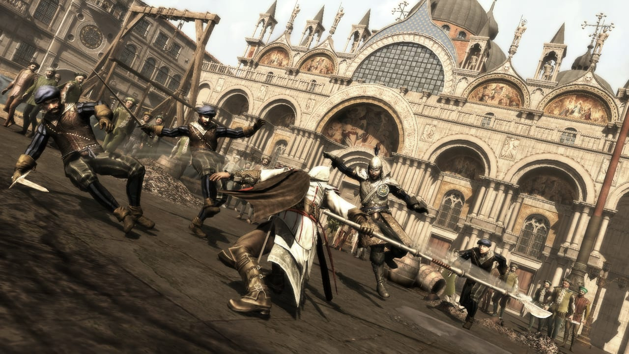 Assassin S Creed Ii Free On Pc Through Uplay For Limited Time