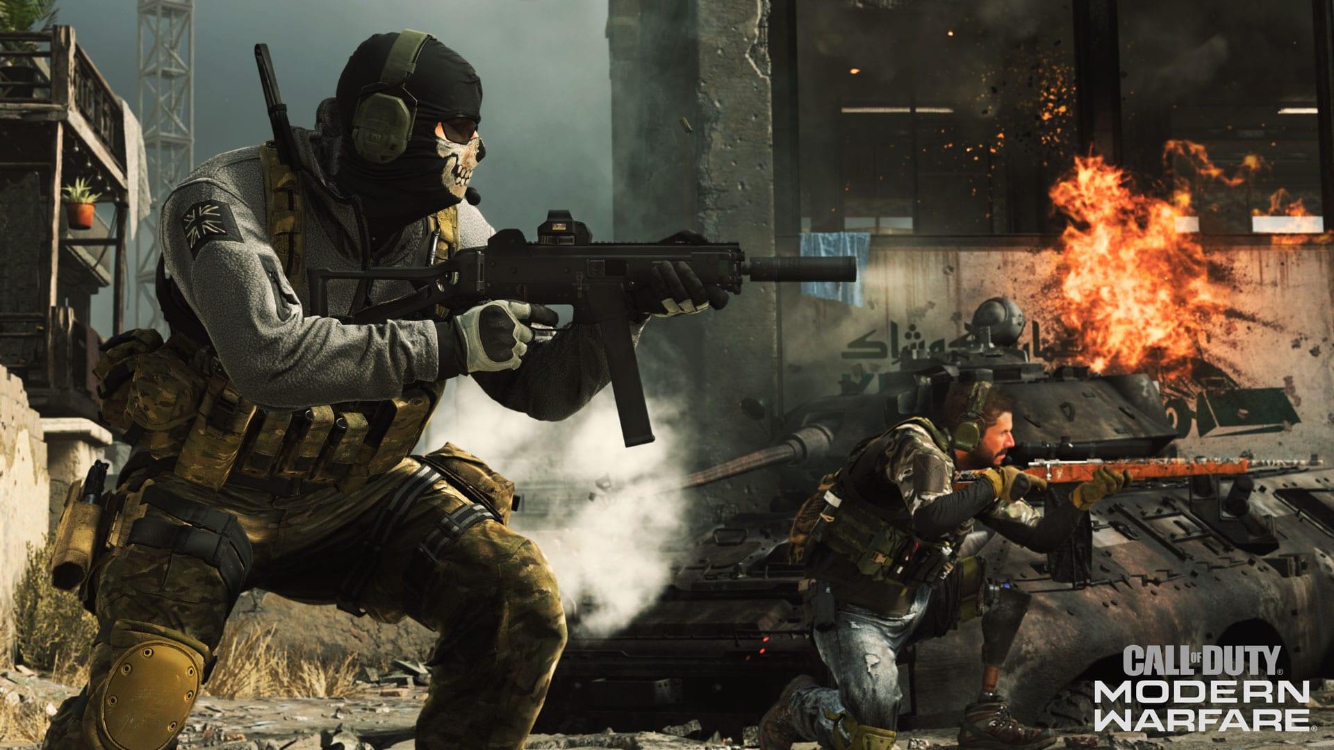 Call of Duty Modern Warfare Free Weekend