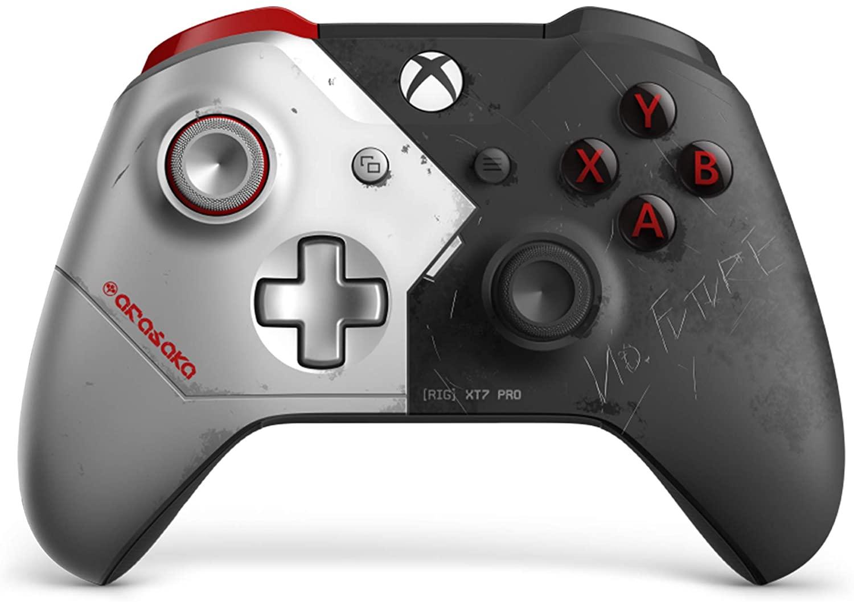 Cyberpunk 2077 Xbox Controller (1)