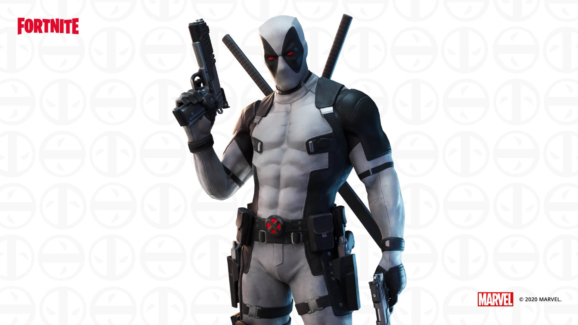 Fortnite Adds Deadpool's X-Force Skin and Other Members