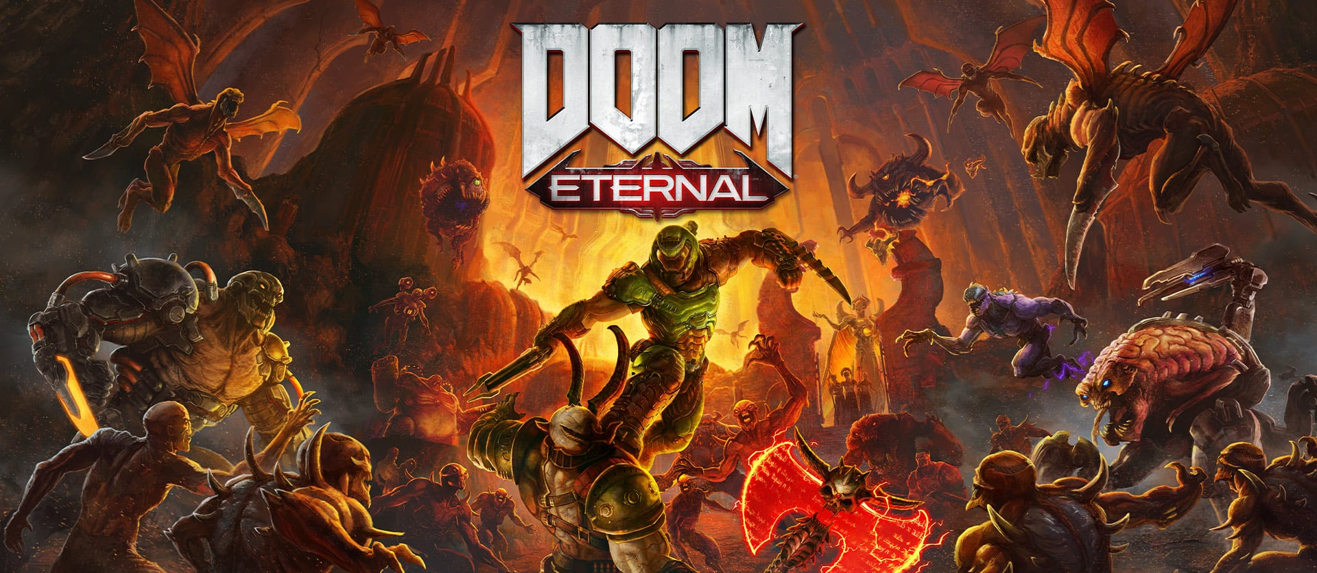 Doom Eternal Battlemode Console Update