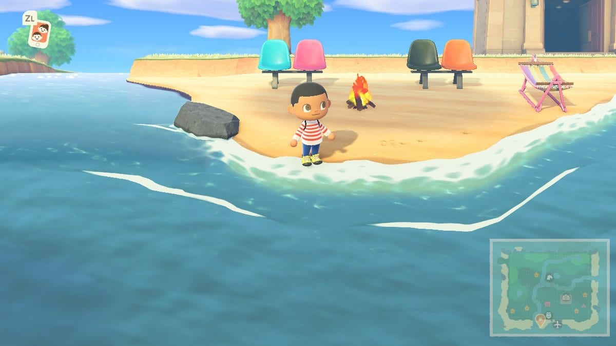 All April fish and bugs You Can Catch animal crossing new horizons